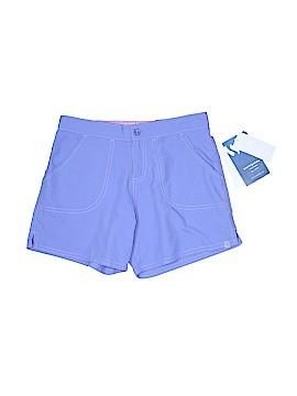 White Sierra Athletic Shorts Size L (Youth)