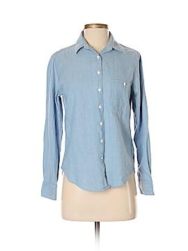 Gant Long Sleeve Button-Down Shirt Size S