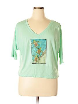 Bella 3/4 Sleeve T-Shirt Size L