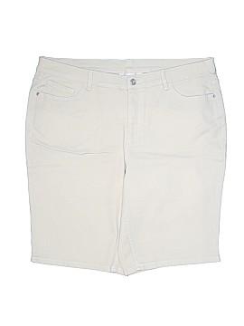 D&Co. Denim Shorts Size 18W (Plus)