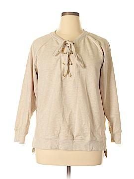 Gloria Vanderbilt Sweatshirt Size XL