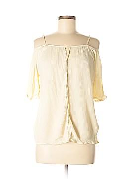 Stoosh Short Sleeve Blouse Size L