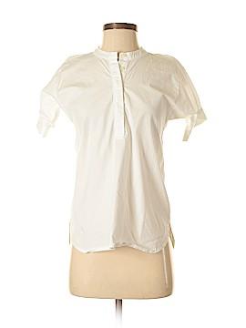 J. Crew Factory Store Short Sleeve Button-Down Shirt Size XXS