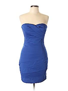 En Creme Cocktail Dress Size L