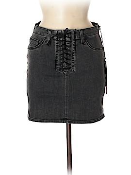 Hudson Jeans Denim Skirt 28 Waist