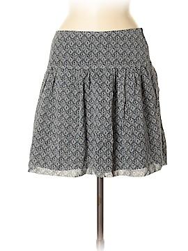 Madewell Silk Skirt Size 6