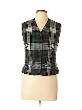 Pendleton Vest Size 14