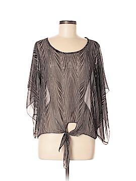 Lovemarks 3/4 Sleeve Blouse Size M