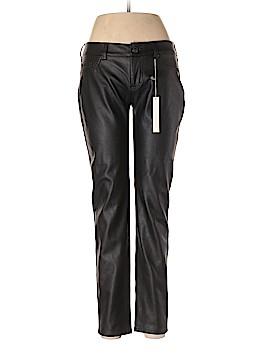 LC Lauren Conrad Faux Leather Pants Size 6