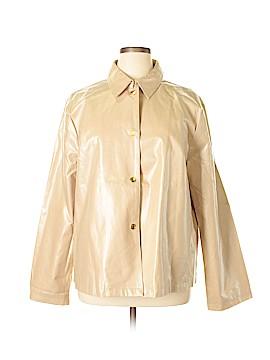 Liz Claiborne Faux Leather Jacket Size XL
