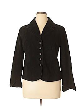 Live A Little Leather Jacket Size XL