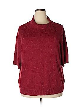 Sag Harbor Pullover Sweater Size 3X (Plus)