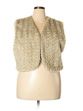 Cato Faux Fur Vest Size 18 - 20 (Plus)