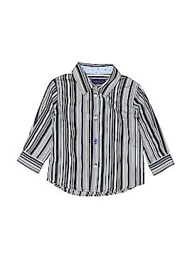 Paul Smith Long Sleeve Button-Down Shirt Size 6 mo