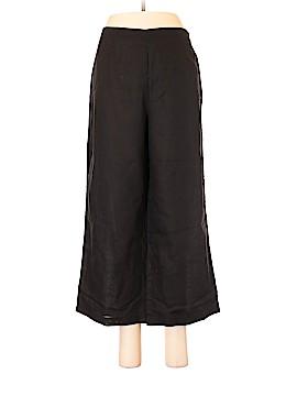 Jaclyn Smith Linen Pants Size M