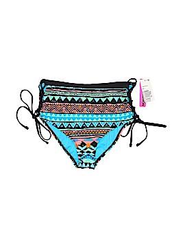 Bikini Nation Swimsuit Bottoms Size L