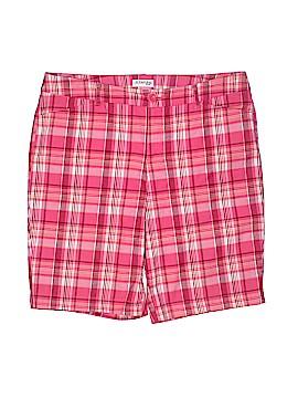 St. John's Bay Khaki Shorts Size 14