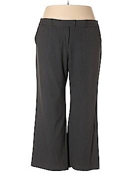 Daisy Fuentes Dress Pants Size 20 (Plus)