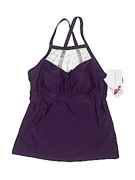 Croft & Barrow Swimsuit Top Size 8