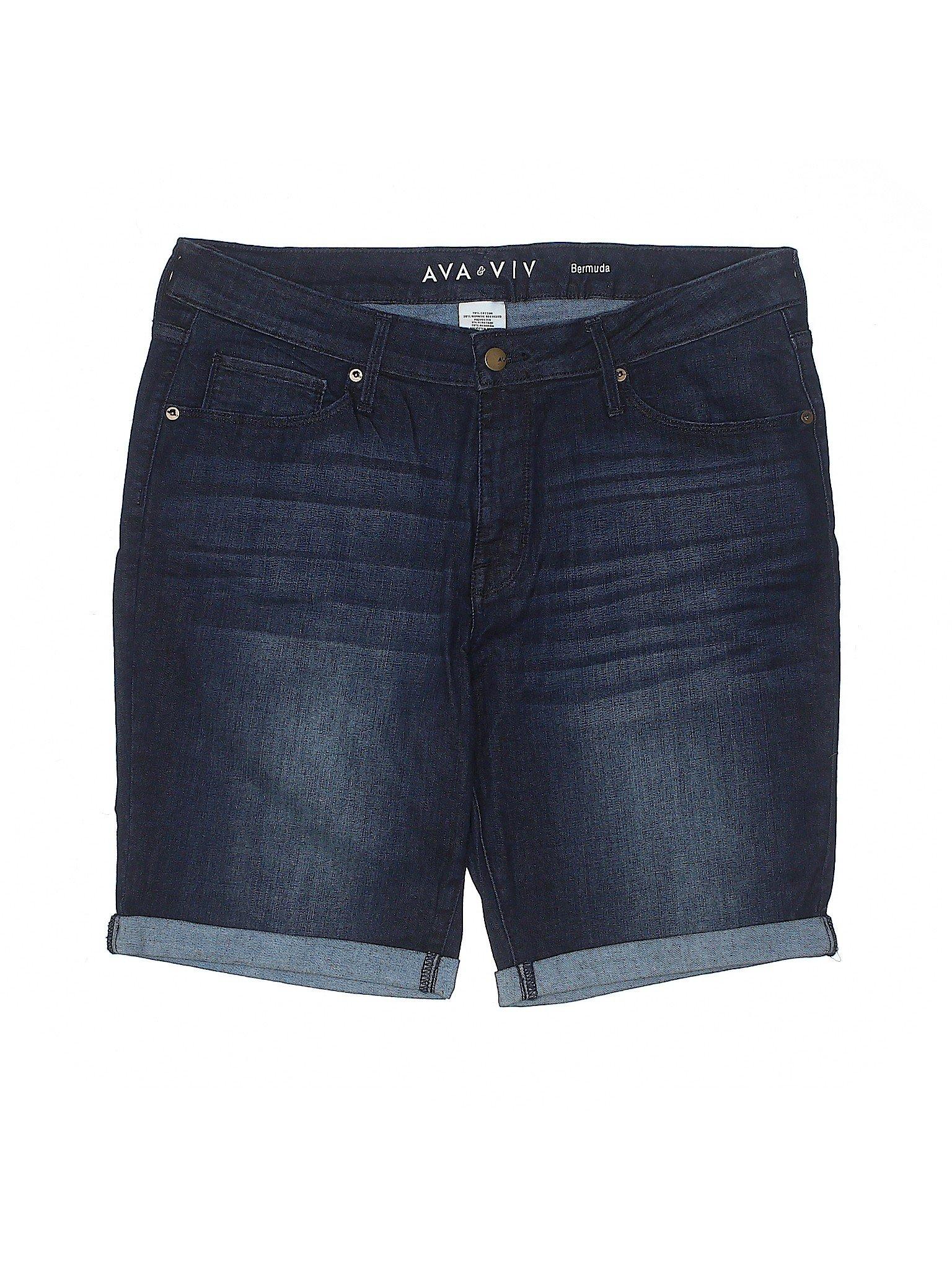 Boutique Denim amp; Ava Shorts Viv 8qxqYRZw