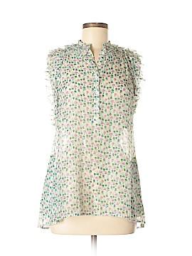 BCBGMAXAZRIA Short Sleeve Blouse Size S