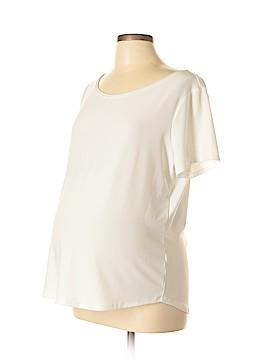Roz & Ali Short Sleeve T-Shirt Size XL (Maternity)