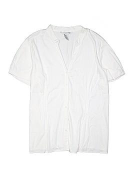Fred David Short Sleeve Button-Down Shirt Size 22 - 24 (Plus)