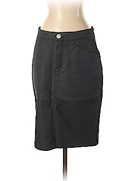 Chloé Denim Skirt Size 38 (IT)