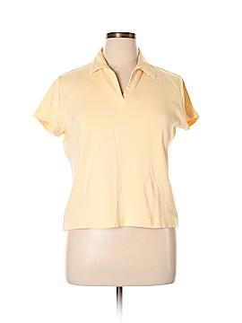 Ann Taylor Factory Short Sleeve Polo Size XL