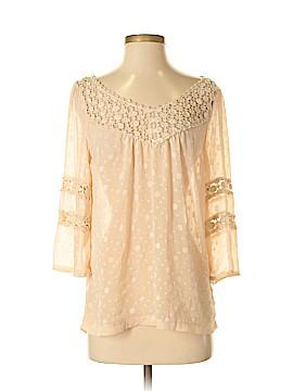 L'affaire 3/4 Sleeve Blouse Size XS