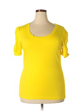 Caren Sport Short Sleeve T-Shirt Size 2X (Plus)