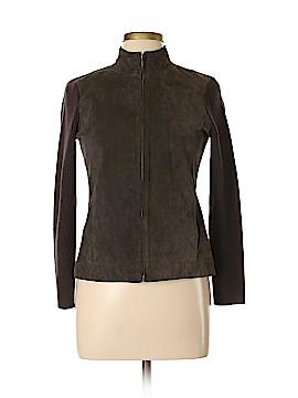 Pendleton Leather Jacket Size P (Petite)