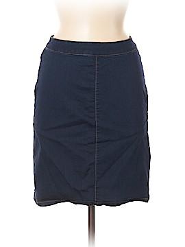 Material Girl Denim Skirt Size M