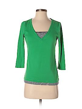 Lauren by Ralph Lauren 3/4 Sleeve Top Size S