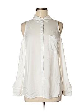 BP. Long Sleeve Blouse Size M