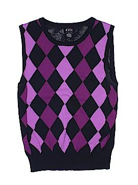 Evie Sweater Vest Size L