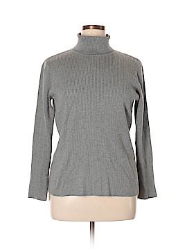 Coldwater Creek Turtleneck Sweater Size 1X (Plus)