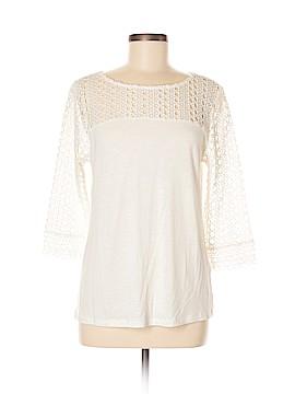 Adiva 3/4 Sleeve Top Size M