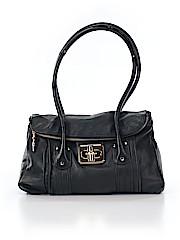 B Makowsky Leather Satchel