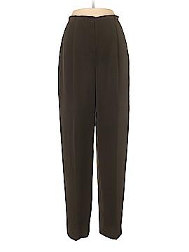 Armani Collezioni Silk Pants Size 12