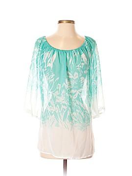 Jennifer Lopez 3/4 Sleeve Blouse Size S