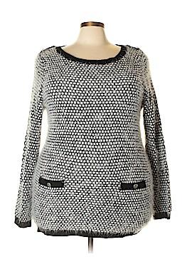 Lauren Michelle Pullover Sweater Size 3X (Plus)