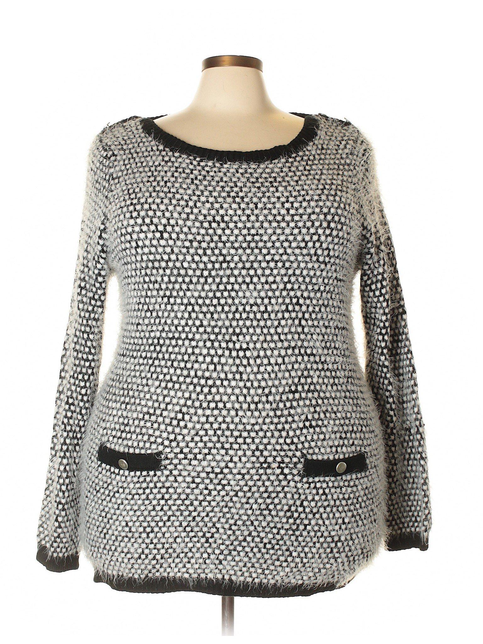 Michelle Lauren winter Sweater Pullover Boutique wZApRqv6