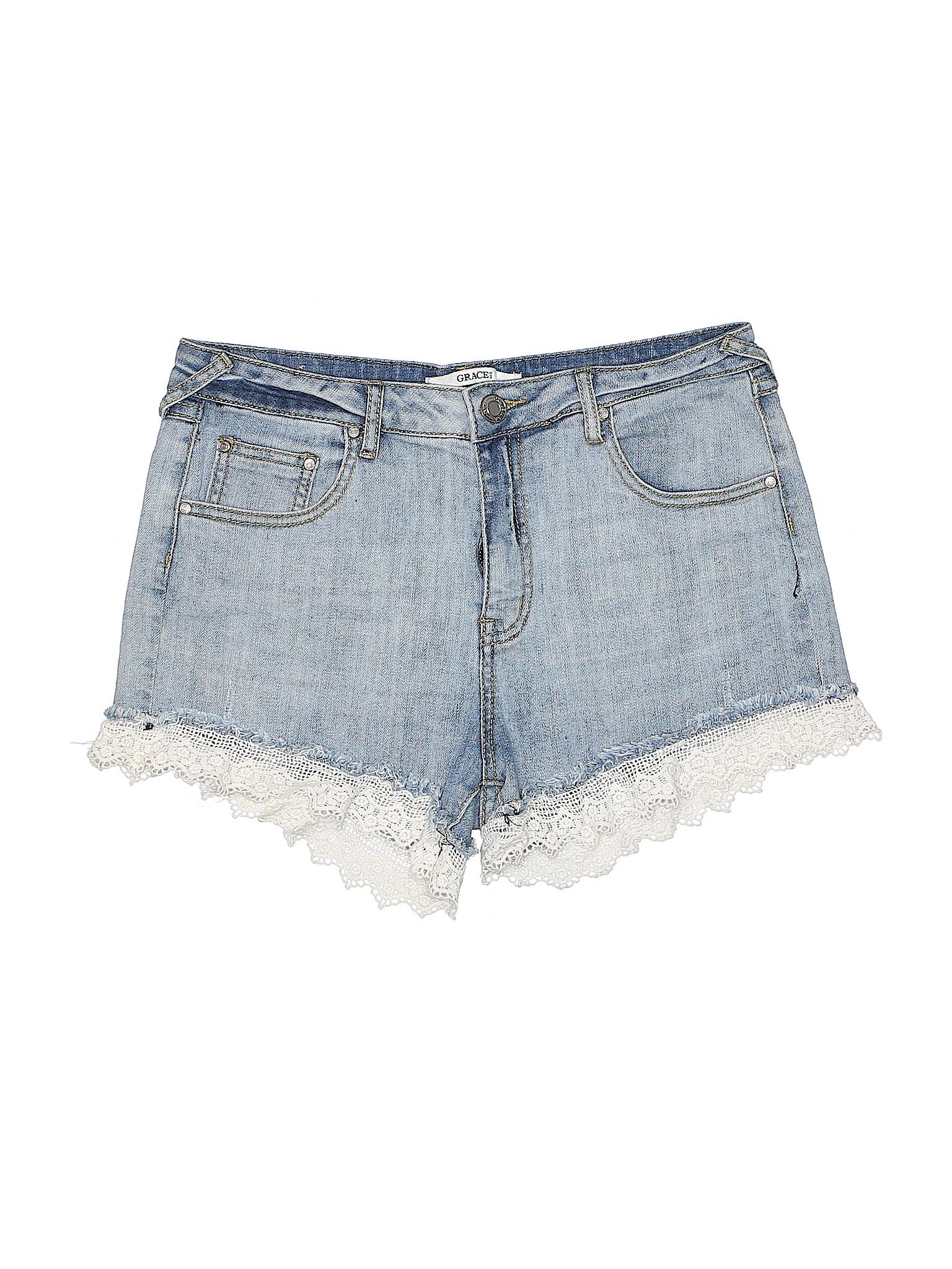 Boutique Grace Denim Grace Shorts Denim Shorts Boutique Boutique Grace Grace Boutique Denim Shorts qwzPxzFC
