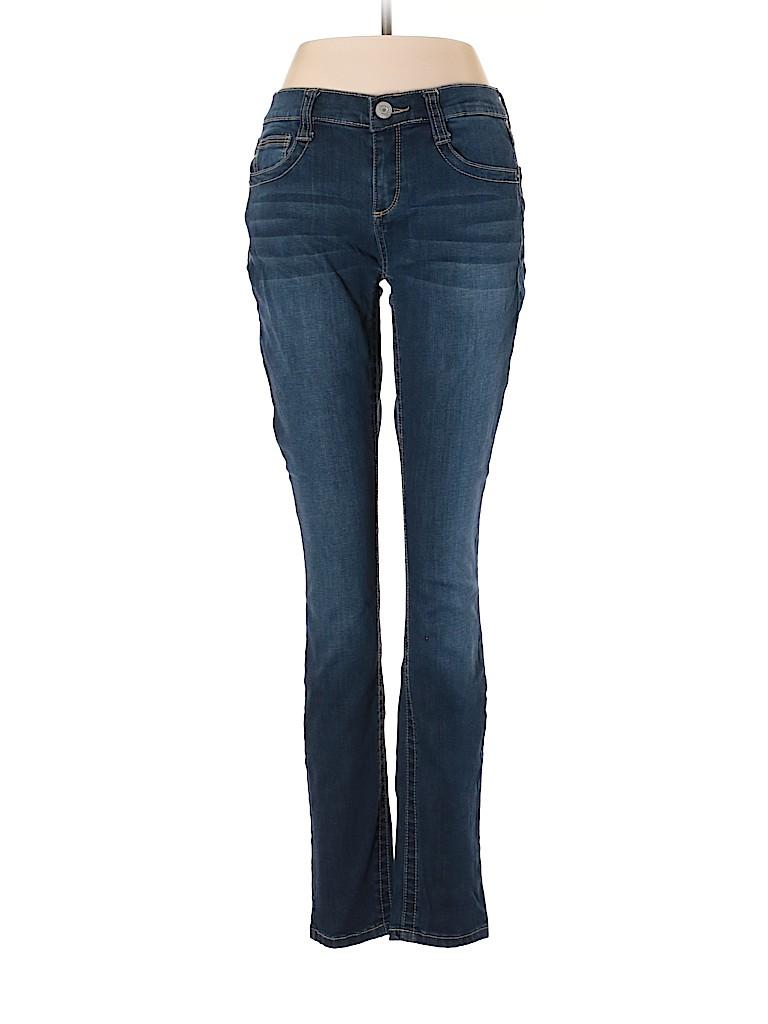 200d72d143e6c Mudd Solid Dark Blue Jeans Size 9 - 68% off | thredUP