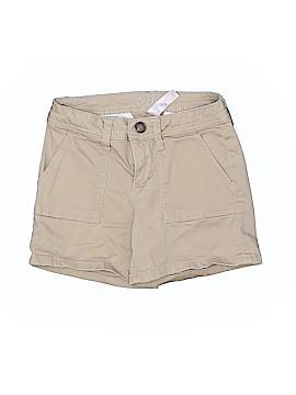 Justice Khaki Shorts Size 10