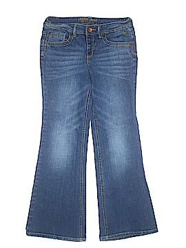 Justice Jeans Jeans Size 10 (Husky)