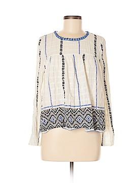 Very J Long Sleeve Blouse Size M
