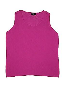 August Max Woman Sweater Vest Size 4X (Plus)