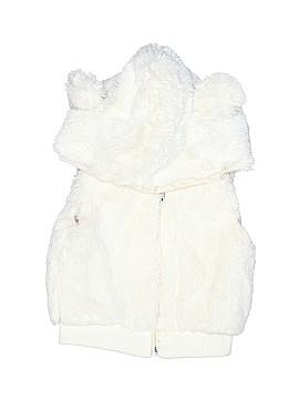 U.S. Polo Assn. Faux Fur Vest Size 3-6 mo